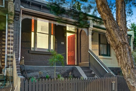Inner-city 2 bedroom Victorian. Lap up the lifestyle in coveted Fitzroy/Collingwood creative hub. Immerse yourself - from Queens Parade cafes, Brunswick/Smith Street shopping. Enjoy nearby trams and train stations and your own private garden.