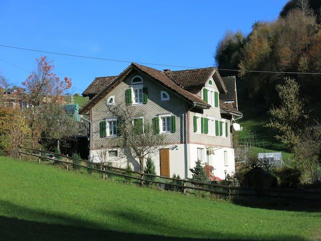 Silbergasse (Zentralschweiz) - Morschach - Huis