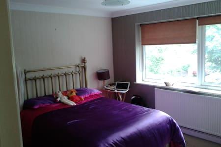 Fresh clean room comfortable house. - London - House