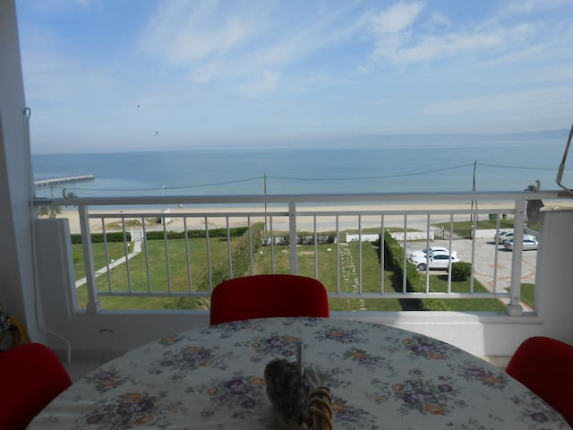 Apartment, 3 bedrooms, by the sea, free WiFi