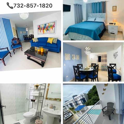 Beautiful, Bright & comfortable Apartment. En Moca