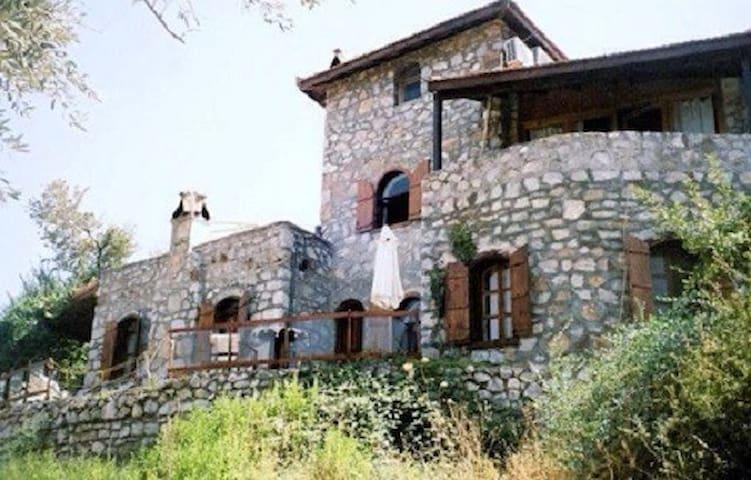 Villa Manzara Stone Villa