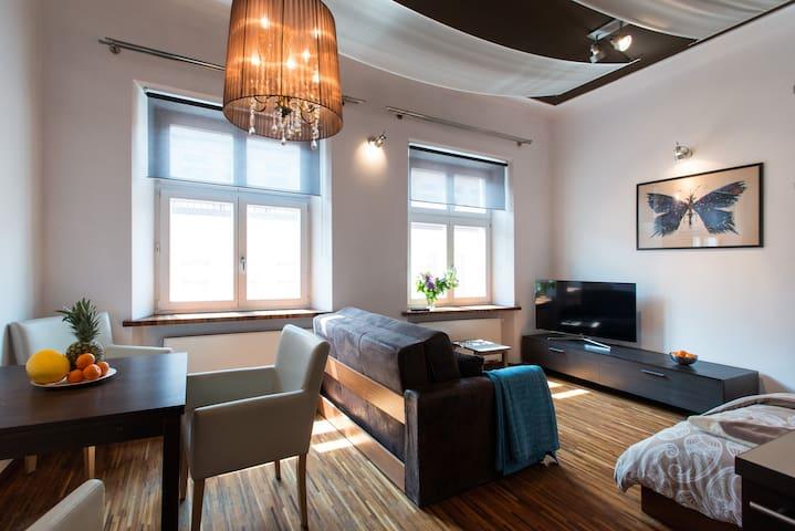 Perfect Airbnb flat! Jana street!