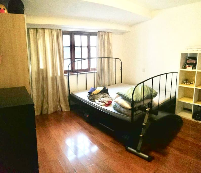 Second bedroom off living room