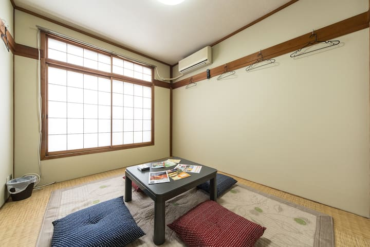 First floor Japanese-style room
