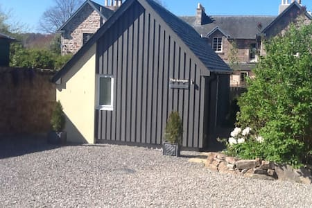 Annexe Cottage - Heart of Inverness - インバネス - アパート
