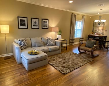 Charming Home (CDC Cleaning Methods Used)