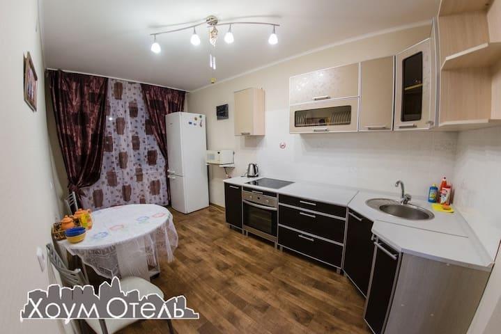 Однокомнатная квартира, Салмышская