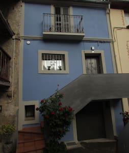 Casa del casco antiguo del pueblo. - Sant Pau de Segúries