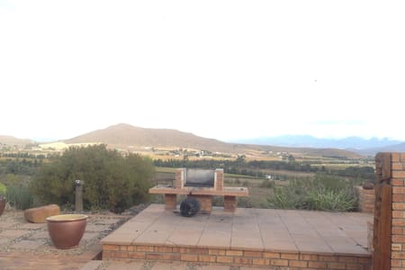 Piece of paradise in Winelands - Worcester - West