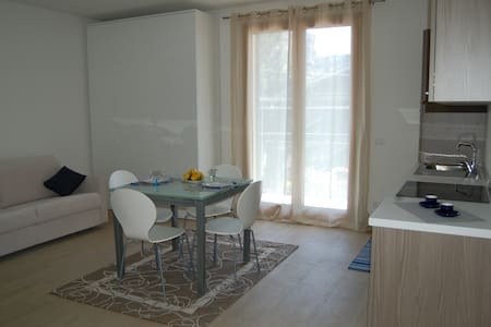 Spazioso Monolocale Via Lunigiana - 拉斯佩齐亚 - 公寓