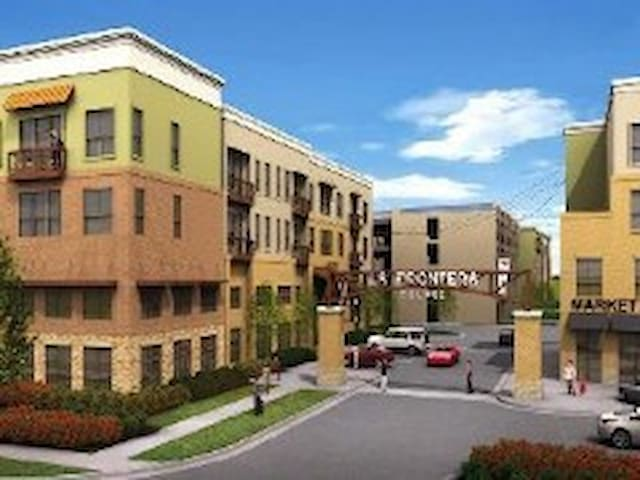 Modern spacious loft/cozy community - Round Rock - Huoneisto