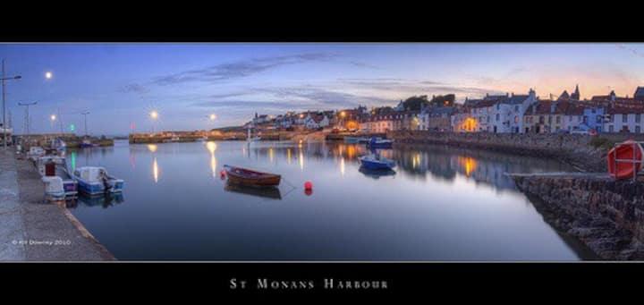 Seacoast House St.Monans,Fife