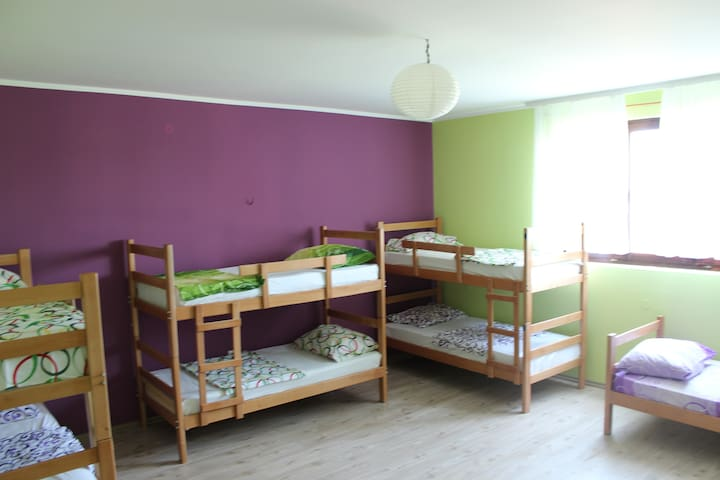 Shared room in Smederevo - Smederevo - Bed & Breakfast