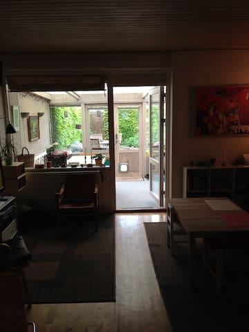 Rækkehus i 2 plan m. have - Rødovre - Appartamento