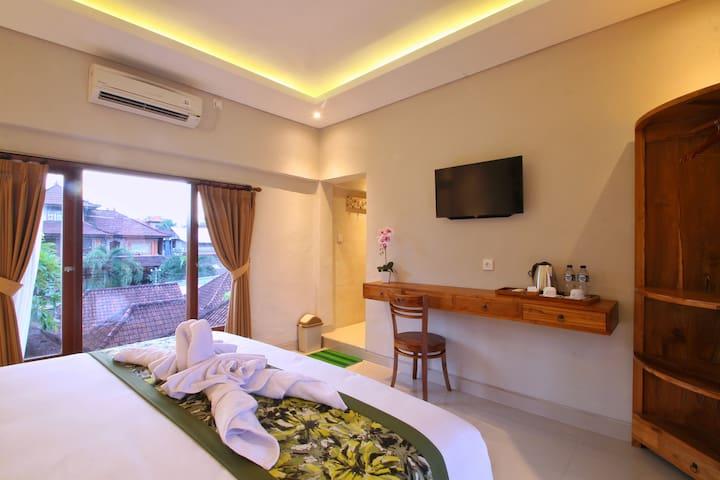 MERANGGI HOMESTAY Ubud - Room in the heart of city