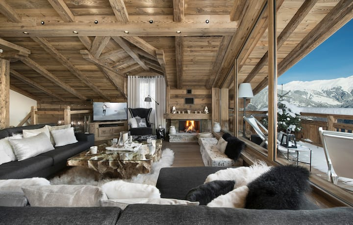 Chalet S Courchevel
