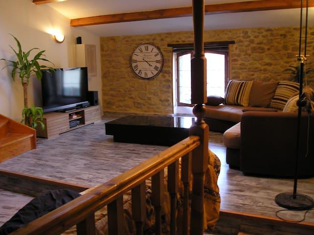 Maison de Village proche d'Avignon - Sorgues - Reihenhaus