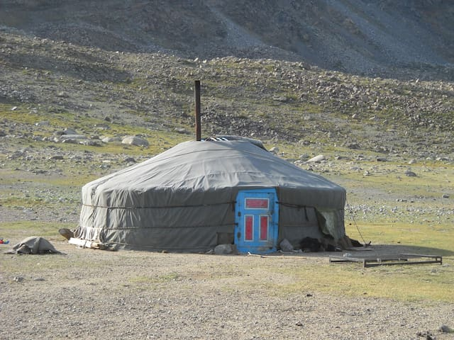 Nomadic Yurta