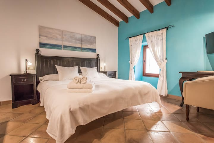 Confortables habitaciones en Alaró!