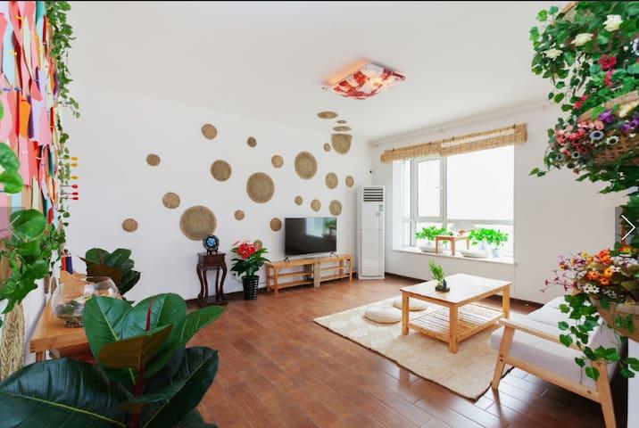 大雁塔景区高端园林式小区精装大3室全配房 - Xi'an - Apartment