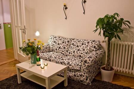 Gemütliches City-Apartment für 2 - Apartment