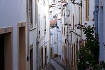 Explore as ruas do Castelo de Vide!  Explore the streets of Castelo de Vide!