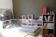 chambre enfant 2 avec 2 couchage (lit tiroir)