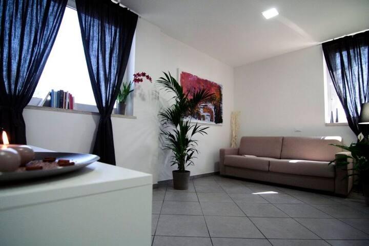 One bedroom in Castel Gandolfo - Albano Laziale - Lejlighed