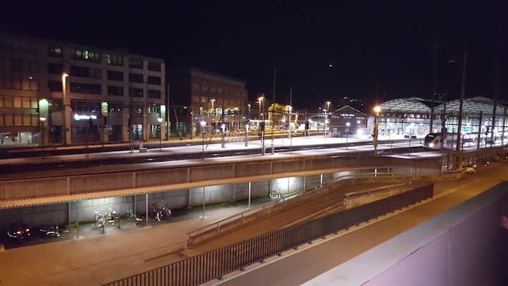 Hotel Jura Appartment Bahnhof City