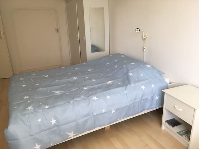 Quiet room in lovely neighborhood. - Rosmalen - บ้าน