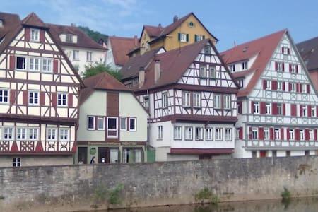 WG Wohnung - Schwäbisch Hall - Apartemen