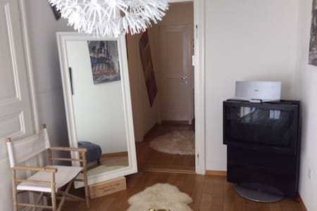 Tolle 2,5 Zimmer Whg. Nähe Basel - Birsfelden - Byt