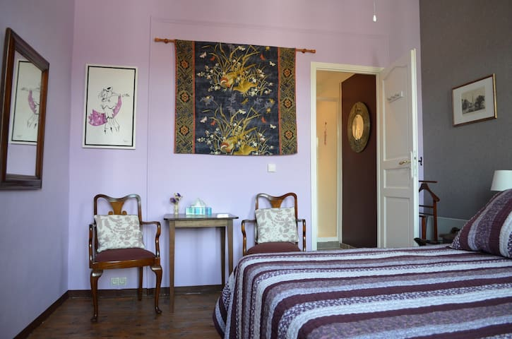 Charming spacious room - Prades - Bed & Breakfast