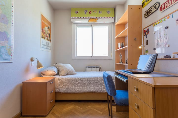 SPECIAL ROOM FOR STUDENT - Madrid - Lägenhet