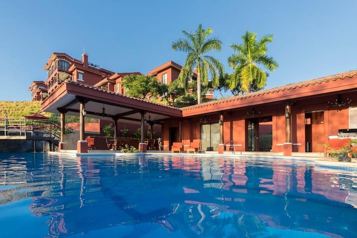 Ocean View Luxury Condo at Reserva Conchal A2