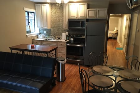 Newly remodeled 2 bedroom apartment