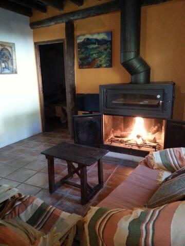 La casa del carpintero - La Alpujarra Cástaras - House