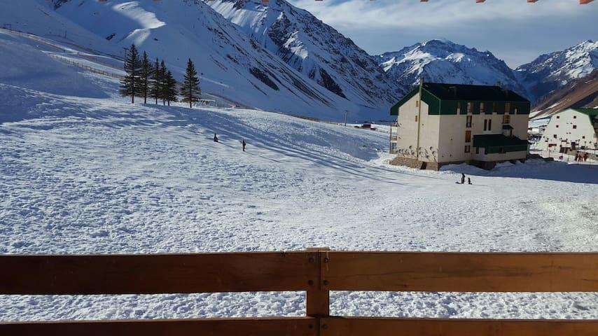 Departamento x5 Los Penitentes Ski - Los Penitentes, Las Heras