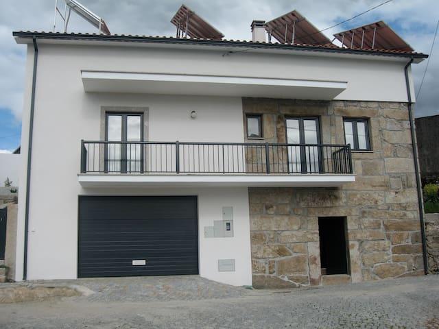 Casa de Campo, Turismo Rural - Aguiar da Beira - Haus