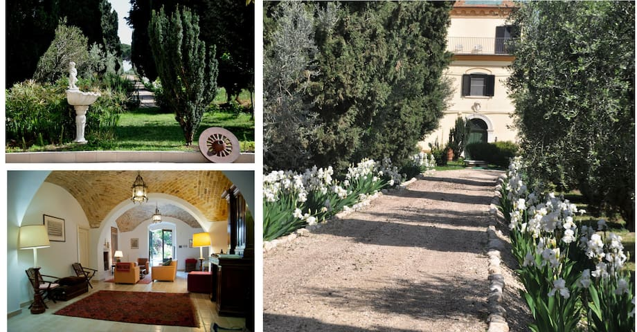 Colonna Country Retreat - San Martino in Pensilis