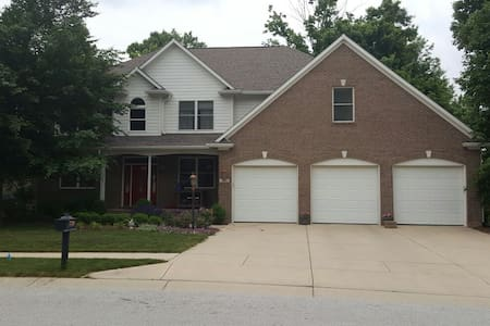 Residential home/Retreat center - Indianapolis - Casa