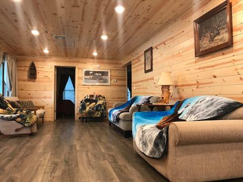 Buck's Cabins (Buck's Lodge)