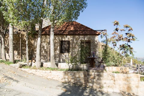 Château Cana Winery's Charming Guesthouse