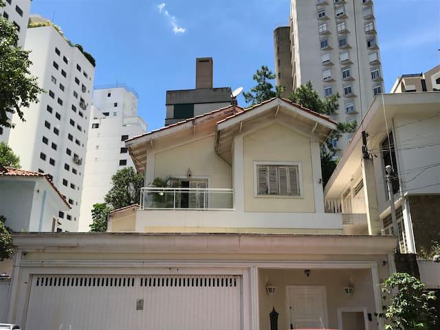 Hostel Ibirapuera Park (Vagas mas em conta)