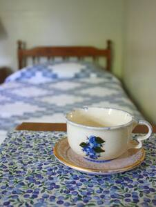Blueberry Room at The Bluff House - Gouldsboro - Bed & Breakfast