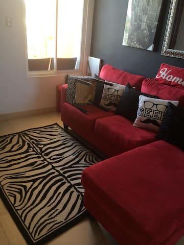 La mejor experiencia en Santo Domin - Santo Domingo - Apartment
