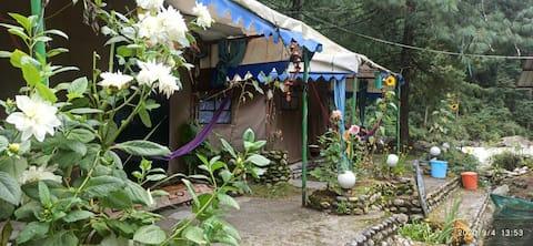 Om Himalayan  - River side camp