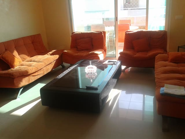 SUNSET BEACH - Casablanca - Apartament