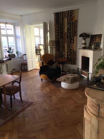 Fantastiskt boende mitt i city - Stockholm - Apartment